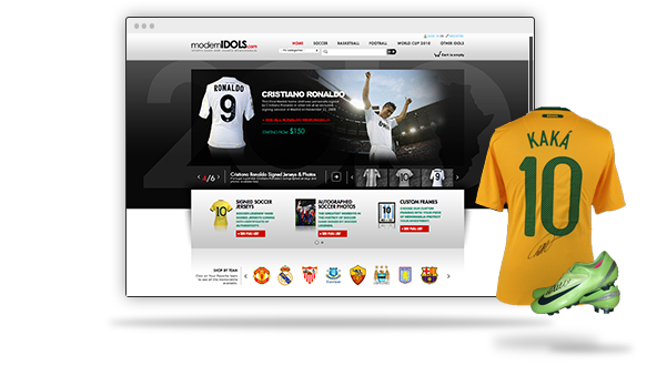 eCommerce Website by theMEDIAWORX